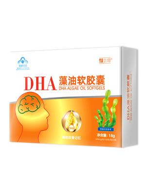 芸�Z DHA藻油软胶囊