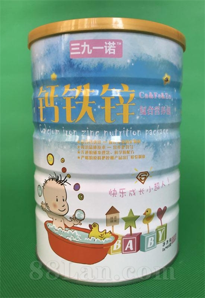 钙铁锌复合营养包