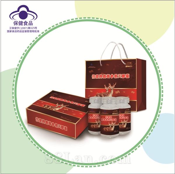 鹿茸 (活肾补元方)礼盒装-缓解体力疲劳