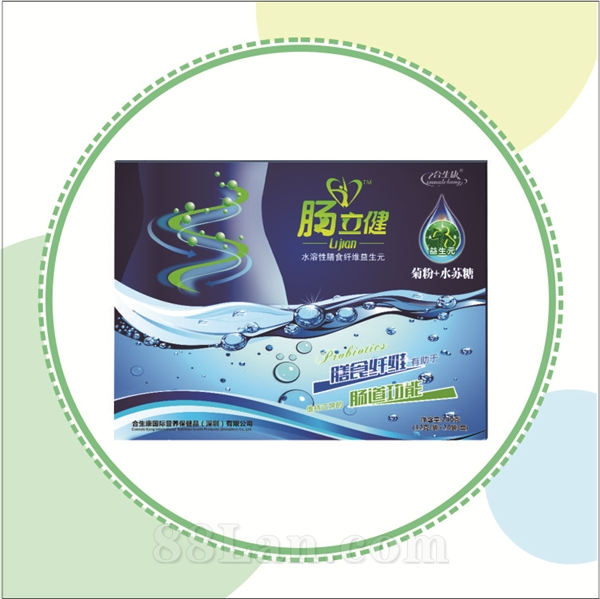 肠立健-益生元+益生菌(菊粉水苏糖)调节肠道