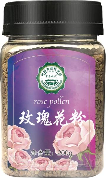 中�r航天玫瑰花粉