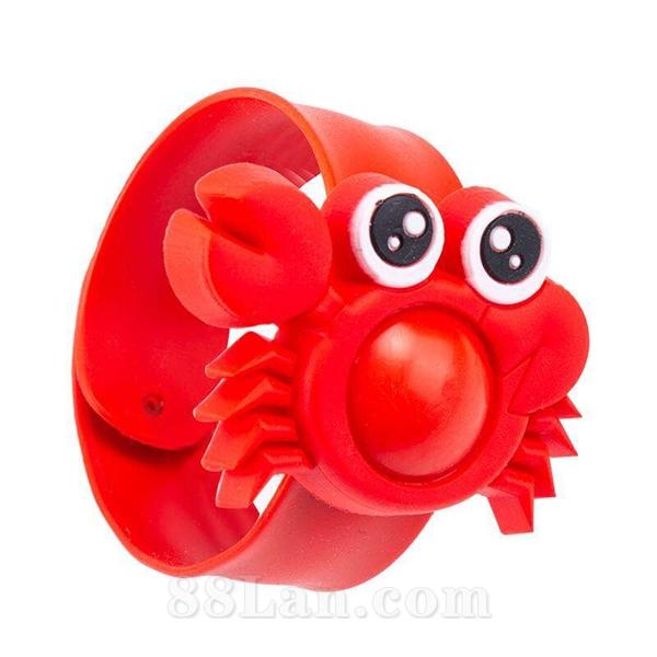 驱蚊手环-红螃蟹