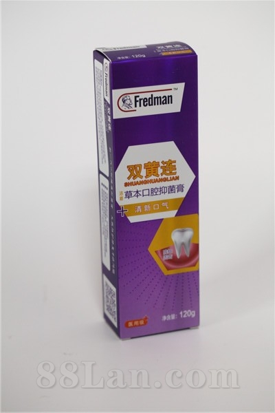 弗利民博士双黄连草本口腔抑菌牙膏