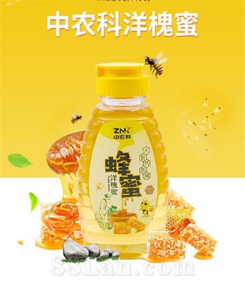 中农科洋槐蜜