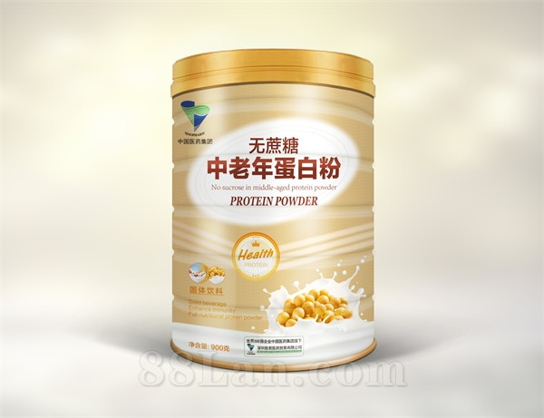 中老年蛋白粉