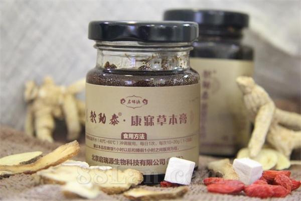 歆(xin)�犹�.康寐草本膏