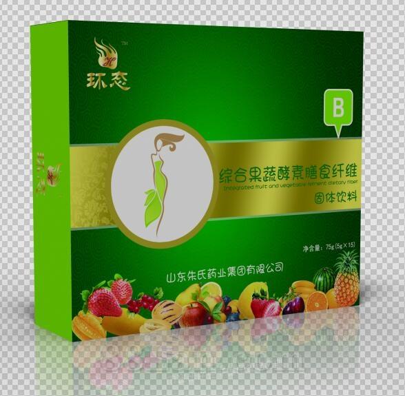 环态综合果蔬酵素膳食纤维固体饮料