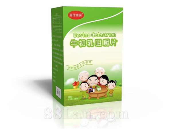 唐仕康葆®牛初乳咀嚼片