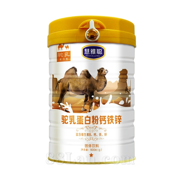 驼乳蛋白质粉 钙铁锌