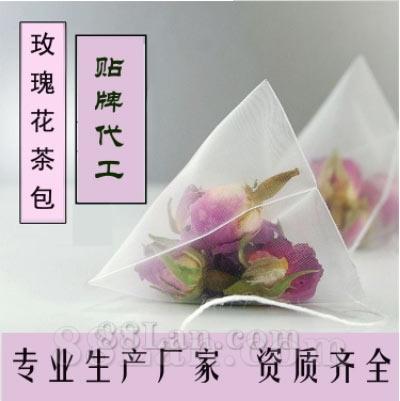 袋泡茶 三角包棉�袋各�袋泡茶加工oem/odm
