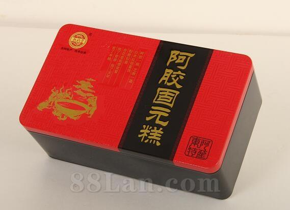 阿�z固元糕300克�F盒