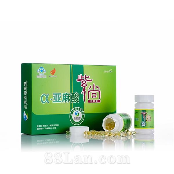 a亚麻酸/欧米伽3(优一牌紫尚软胶囊)