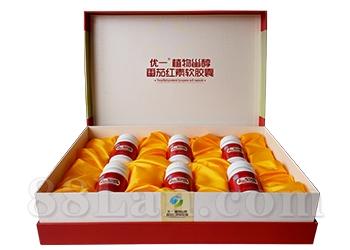 优一牌植物甾醇番茄红素软胶囊 增强免疫力 OEM贴牌代加工