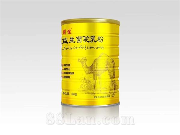 蜀健 益生菌驼乳粉 驼奶粉