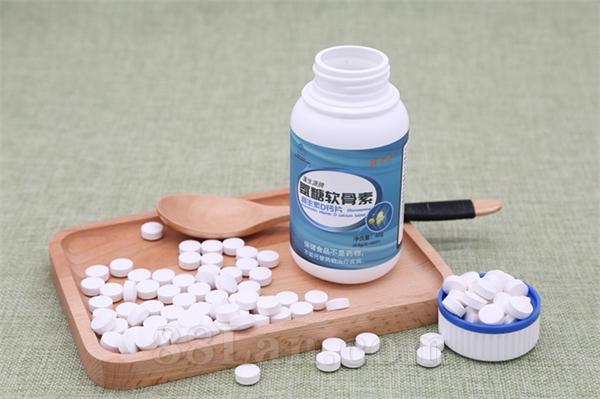 蓬生源牌氨糖软骨维生素D钙片