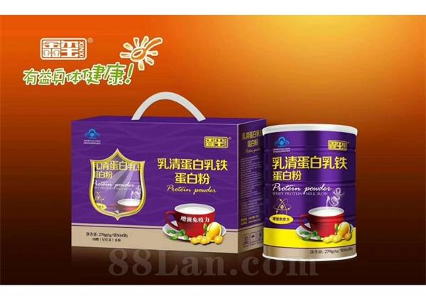 乳清蛋白乳鐵蛋白粉禮盒5gx54袋