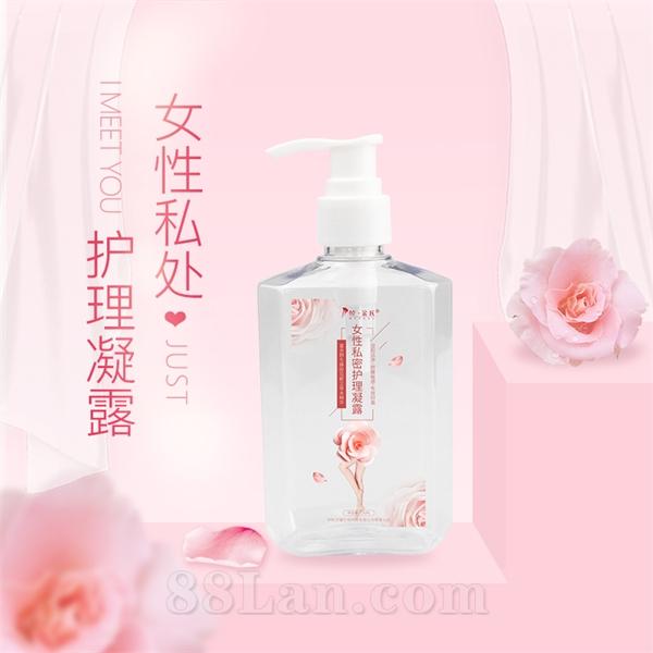 女性私处护理凝露236ml/瓶私护保养温和洁净舒缓敏感有效抑菌