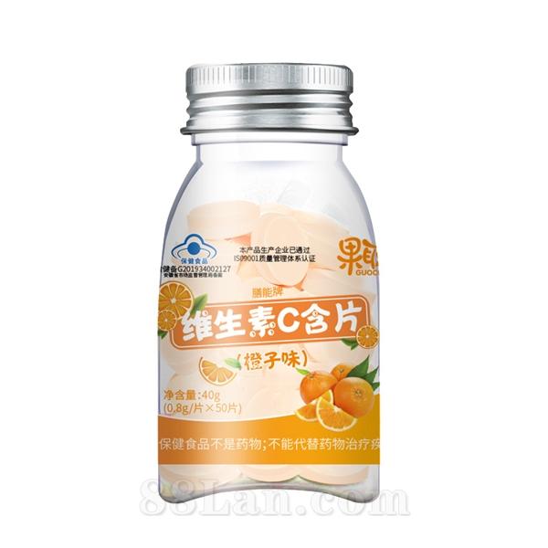 清�龊�片清爽含片�S生素C含片4��口味
