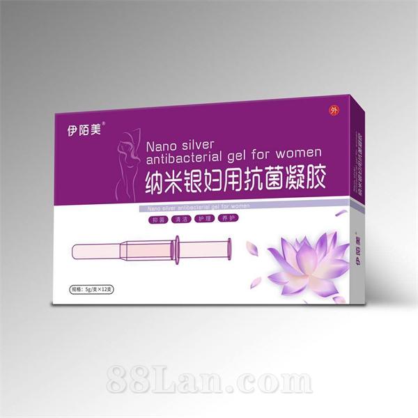納米銀婦用抗菌凝膠