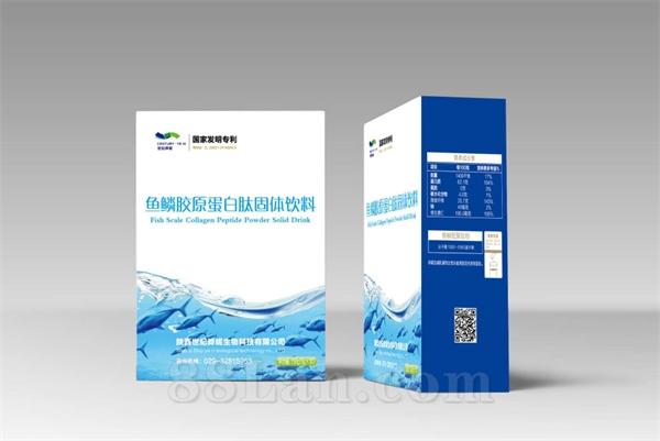 鱼鳞胶原蛋白肽固体饮料