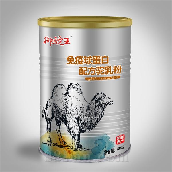 新疆花麒骆驼奶粉《御驼王》纯天然饮品