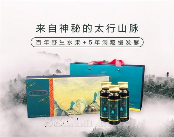 彩季果蔬复合酵素