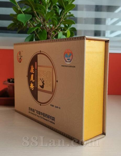 鹿尾粉(复合)固体饮料  鹿产品 东北特产
