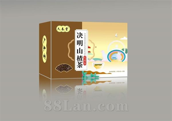 �Q明山楂茶 代用茶