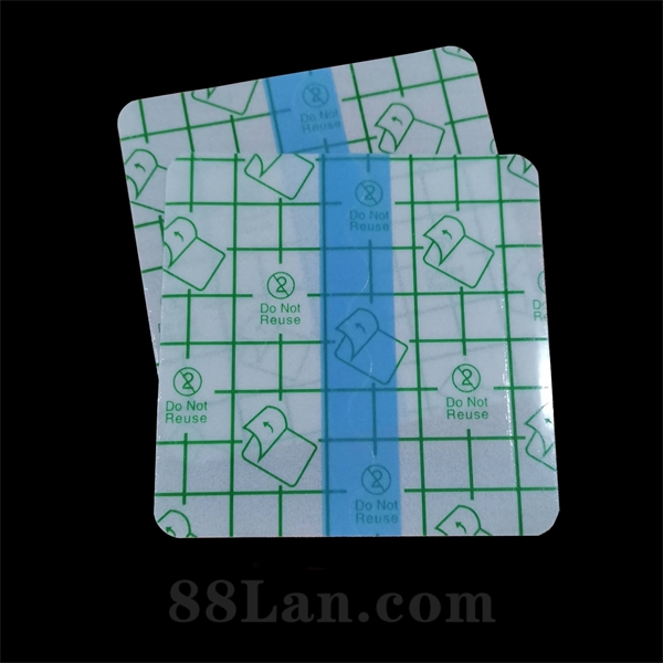防水透�飧嗨�布PU膜空�N外敷�N10*12�M沙蒿子透皮�N�t用透明PU膜