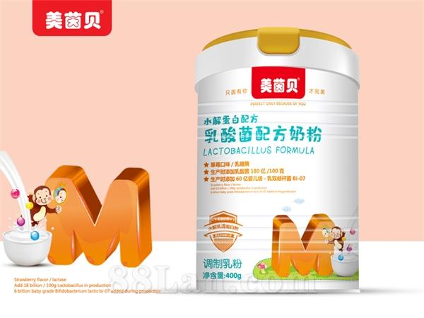 乳酸菌配方奶粉
