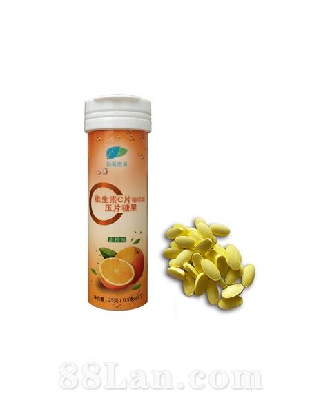 维生素C片压片糖果(咀嚼型)