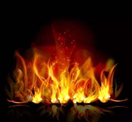 燃烧吧!火苗