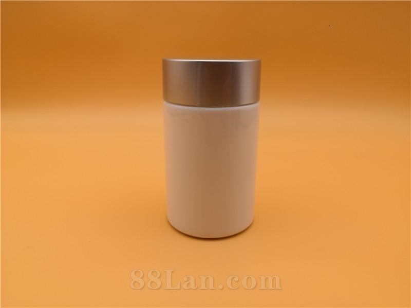 PET100CC白色圆柱瓶
