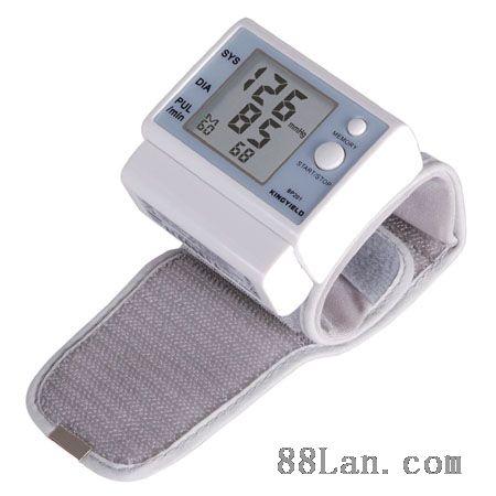 电子血压计生产厂家,腕式血压计,血压测量仪