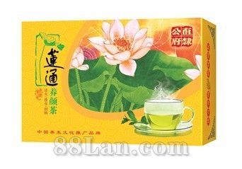 莲通养颜茶
