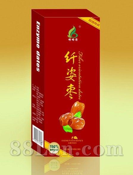 纤姿枣净化血液 促进脂肪分解 红枣补养佳品