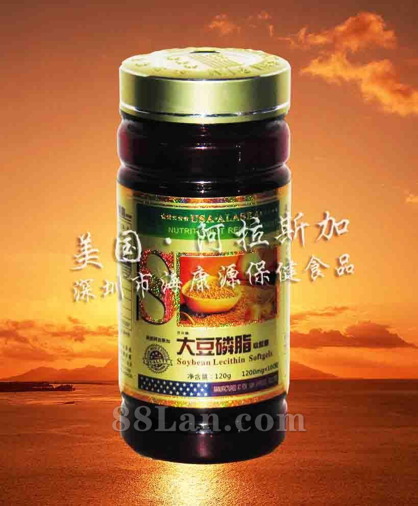 109大豆卵磷脂软胶囊(健)