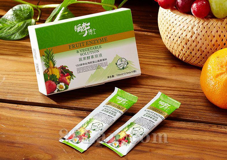 台湾大鸿酵博士蔬果酵素原液12.5mlx10袋