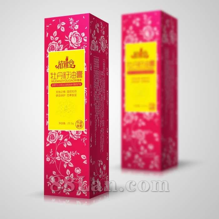 牡丹籽油膏