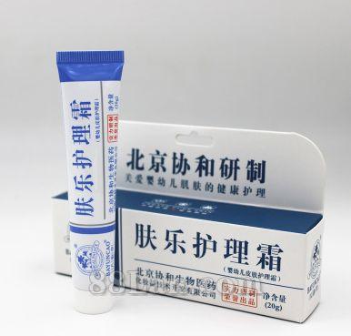 八韵草协和肤乐护理霜 适用幼儿敏感肌肤改善修护常见问题 红屁屁