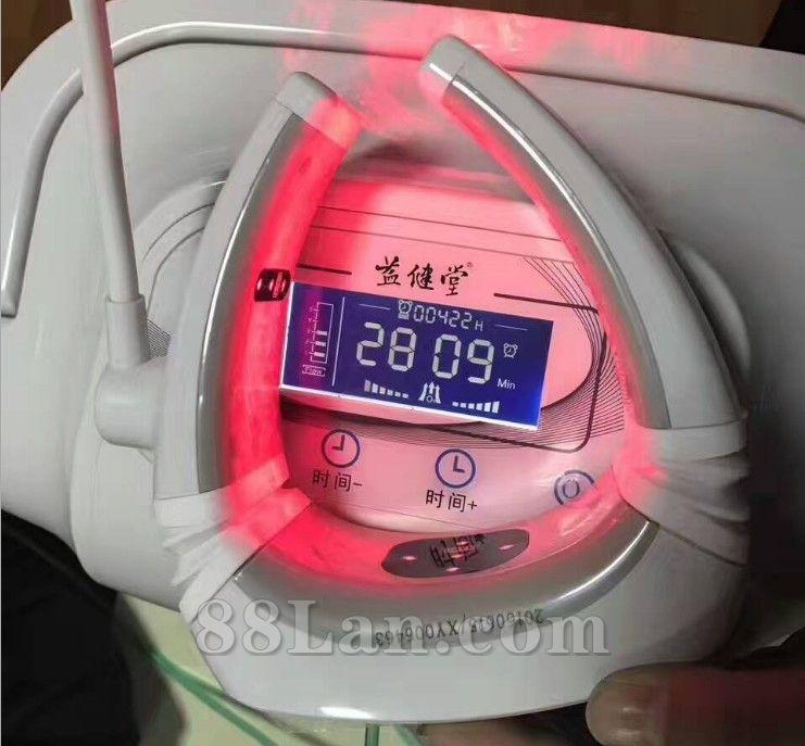 益健堂半导体激光血氧治疗仪