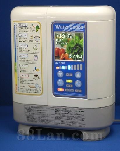 日本水素电解水机,日本原装水素电解水机
