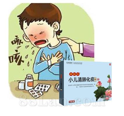 小儿清肺化痰保健贴