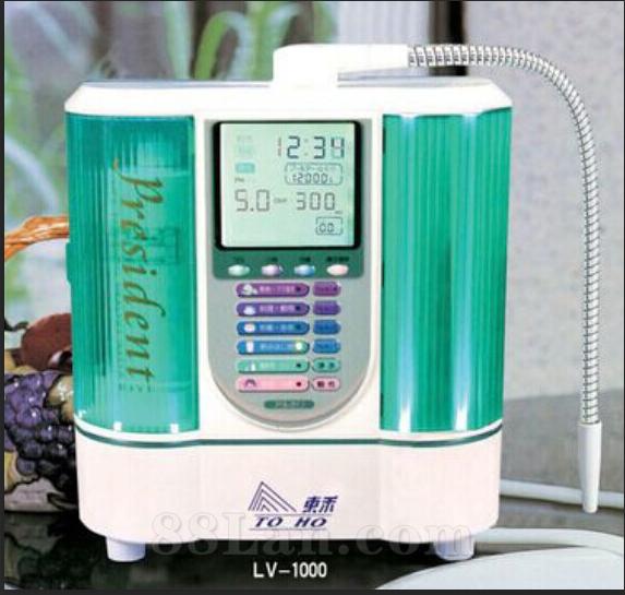 东禾lv1000新款东禾lv800b还原离子水机