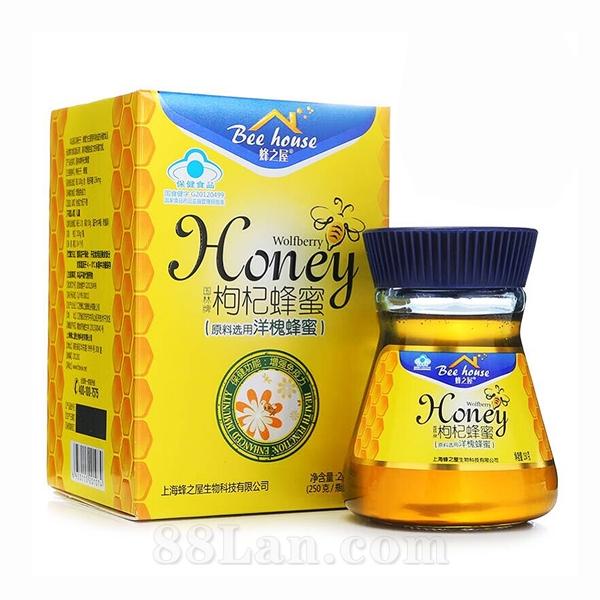 蜂之屋国林牌枸杞蓝帽蜂蜜(洋槐蜂蜜)