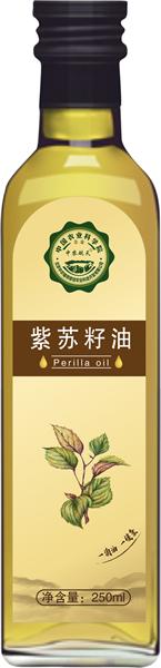 中农航天紫苏籽油