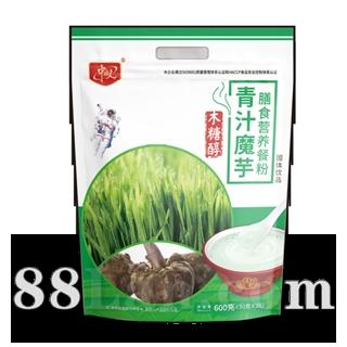 青汁魔芋膳食营养餐粉