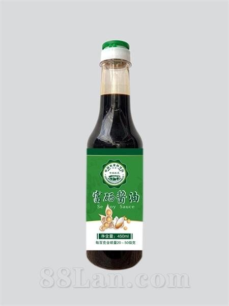 中农航天富硒酱油