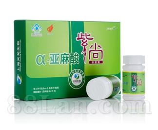 辅助降血脂 欧米伽3 优一紫苏油软胶囊 亚麻酸 全国招商代理