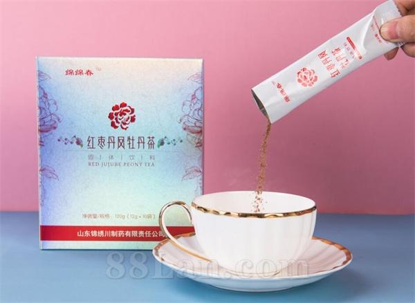 红枣丹凤牡丹茶